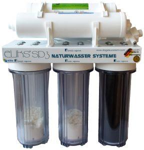Eliks SP3-CC evsel içme suyu cihazı